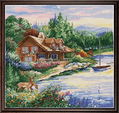 Design Works 2767 Lakeside Cabin