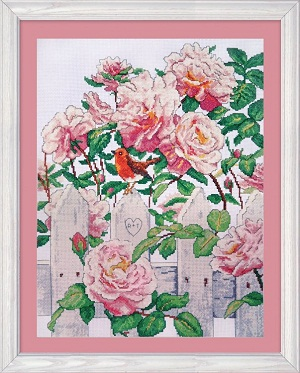 Design Works 2786 Roses in Provence
