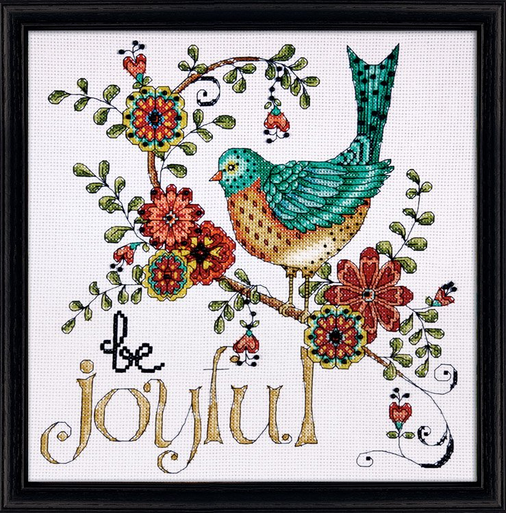 Design Works 2789 Be joyful