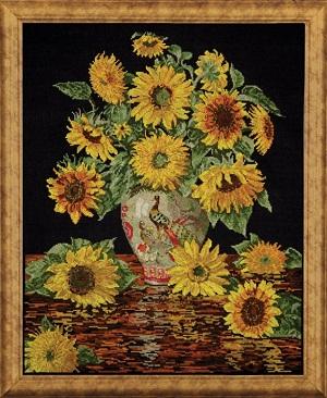 Design Works 2799 Sunflower Vase