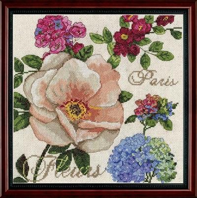 Design Works 2848 Paris Fleurs