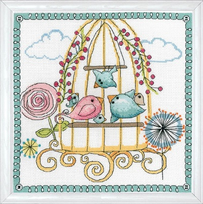 Design Works 2913 Birdcage