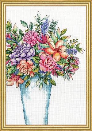 Design Works 2930 Aqua vase