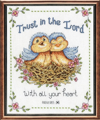 Design Works 2944 Trust in the Lord