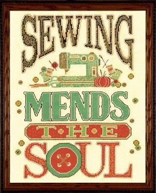 Design Works 2947 Mend the Soul