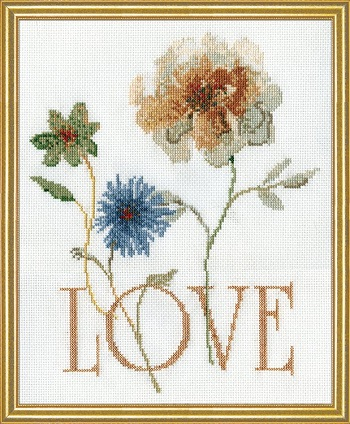 Design Works 2980 Love
