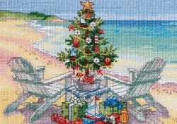 Dimensions 08832 Christmas on the Beach