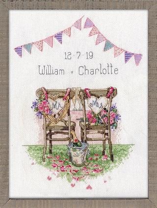Design Works 2993 Wedding Chairs