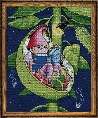 Design Works 3237 Bedtime Fairy