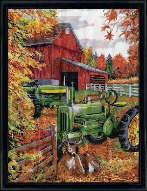 Design Works 3239 Tractor