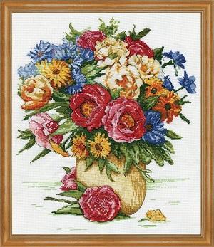 Design Works 3249 Majestic Floral