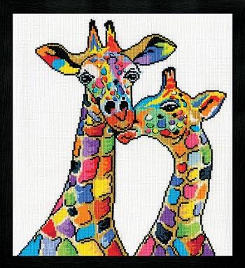 Design Works 3258 Giraffes