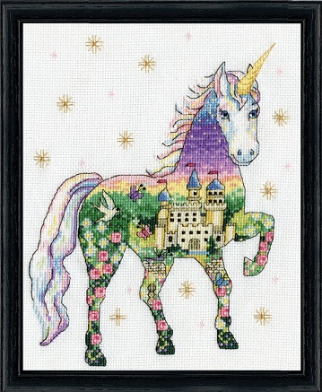 Design Works 3374 Scenic Unicorn
