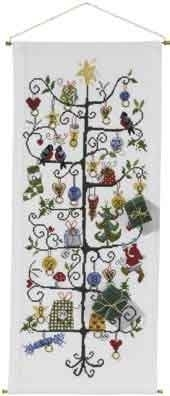 Permin 341872 Tree Advent Calendar