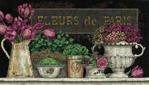 Dimensions 35093 Fleurs de Paris