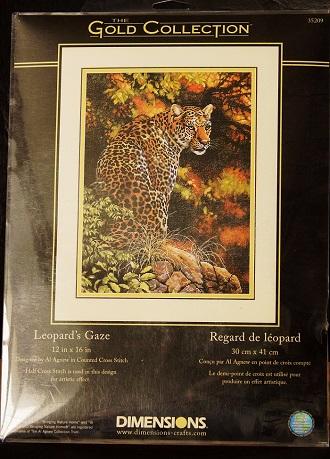 Dimensions 35209 Leopard's Gaze