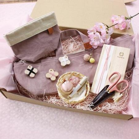 Cohana Maker's premium set, LIMITED Sakura