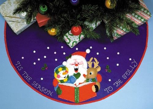 Design Works 5210 Caroling Santa