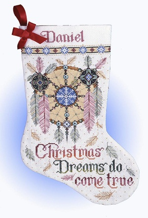 Design Works 5411 Christmas dreams