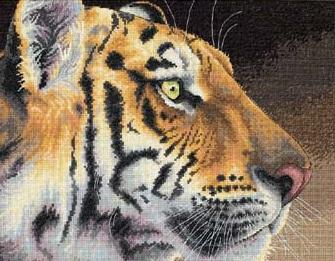 Dimensions 35171 Regal tiger