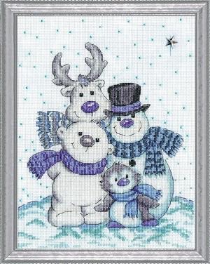 Design Works 5908 Snow pals