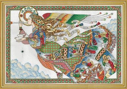 Design Works 5993 Peace angel