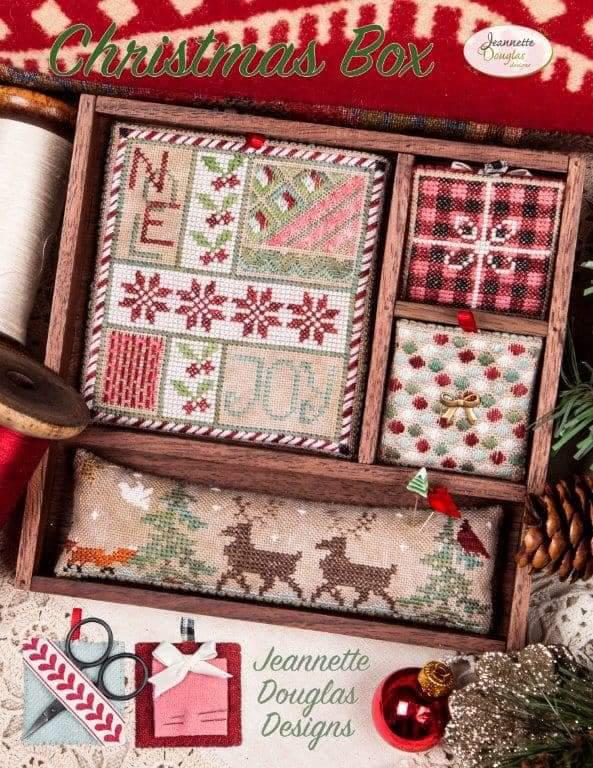 Jeannette Douglas Designs Christmas box