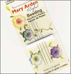 Mary Arden beading