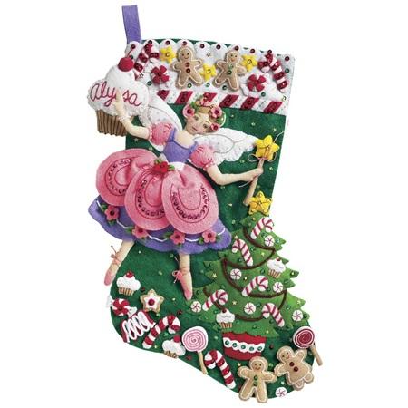Bucilla 85431 Sugar Plum Fairy