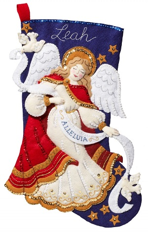 Bucilla 86860 Christmas Angel