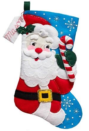 Bucilla 86861 Hello Santa