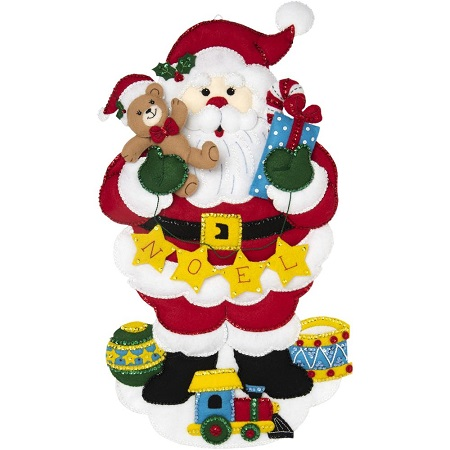 Bucilla 86918 Noel Santa