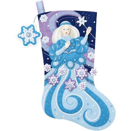 Bucilla 86937 Snow Princess