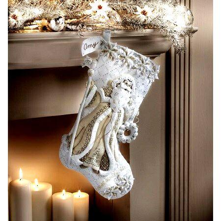 Bucilla 86977 Elegant Christmas
