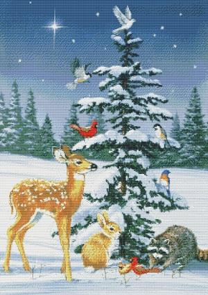 Kustom Krafts 9728 Christmas Tree Gathering