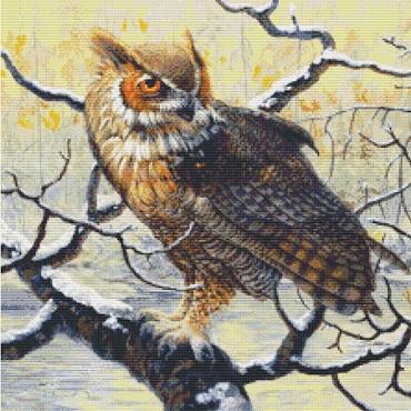 Kustom Krafts 9736 The Great Horned Owl
