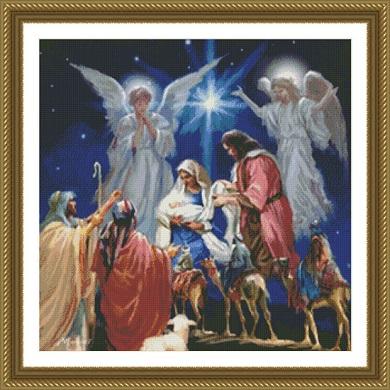 Kustom Krafts 9795 Holy Birth