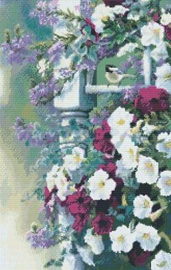 Kustom Krafts 9858 Vintage Garden