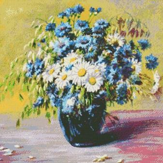 Kustom Krafts 9889 Blooms of Blue