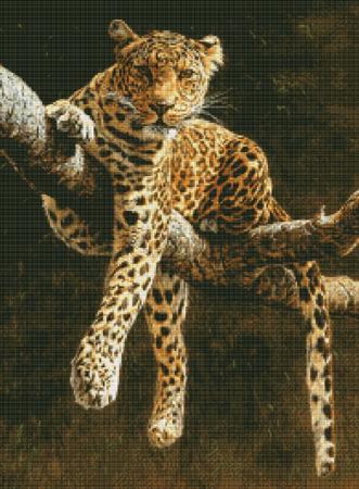 Kustom Krafts 9923 Hypnotic Leopard