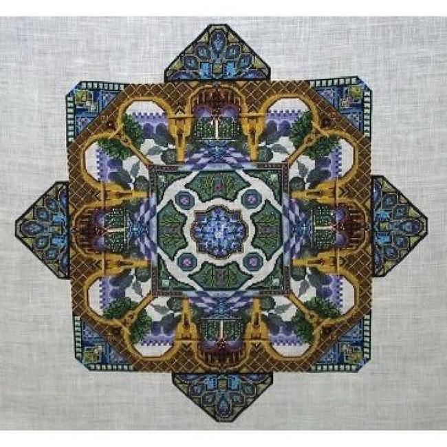 CHATELAINE - BEAD PACK - Alhambra Garden