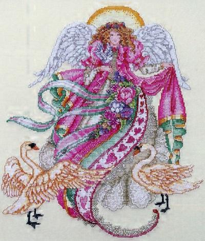 Barbara Baatz 3694 Angel of Romance