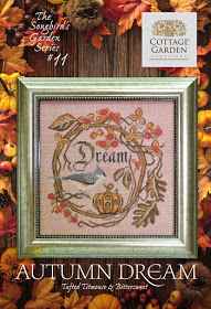 Cottage Garden Samplings Autumn Dream