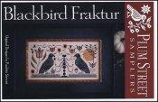 Blackbird Fraktur