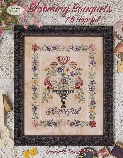 Jeannette Douglas Designs Blooming Bouquets #6 Hopeful