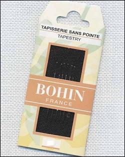 Bohin 26 Tapisserie Sans Pointe Tapestry