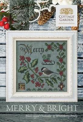 Cottage Garden Samplings Merry & Bright