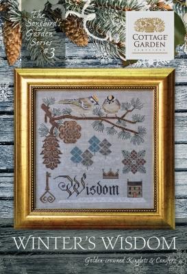 Cottage Garden Samplings Winter's Wisdom