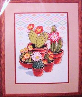 Janlynn CS-107 Cactus garden