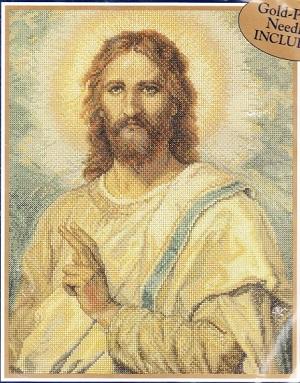 Bucilla 42434 Christ's image